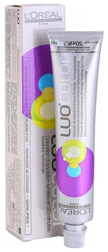 Краска для волос L`Orеal Professionnel Luo Color 5.35 50 мл