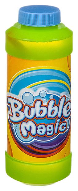 Купить Мыльный раствор для эластичных пузырей, банка 350 мл, 16х6, 5 см., NoBrand,