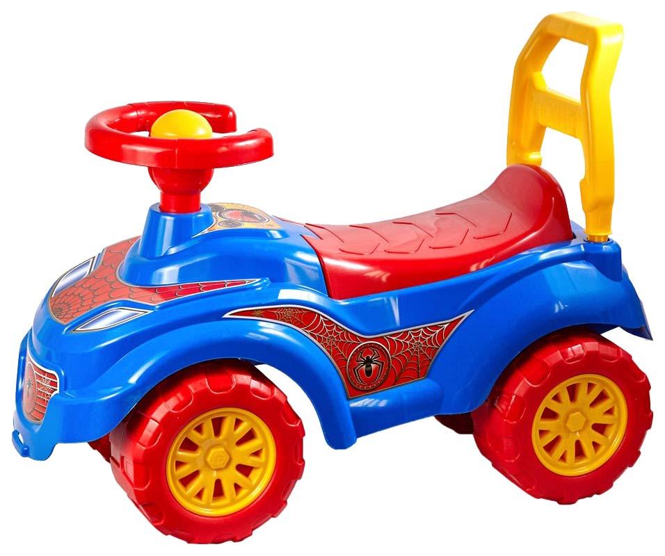 Купить Каталка детская ТехноК Автомобиль Для Прогулок, Машинки каталки
