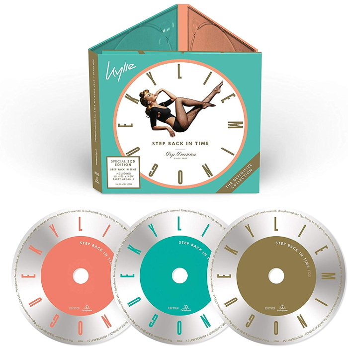 Kylie Minogue Step Back In Time: The Definitive Collection (Special Edition)