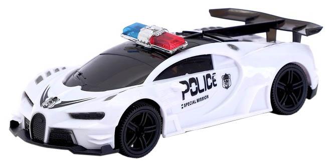 Купить Машина Полиция, световые и звуковые эффекты Sima-Land, Спецслужбы