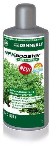 Удобрение для аквариумных растений Dennerle NPK Booster