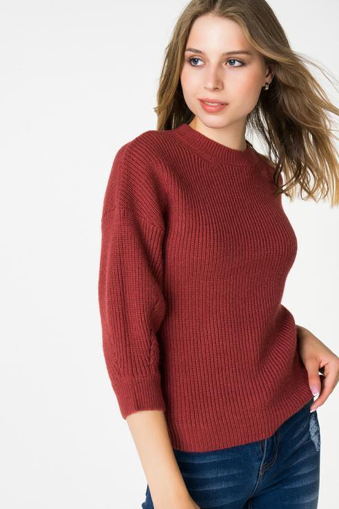 Джемпер женский Baon B138519 красный S
