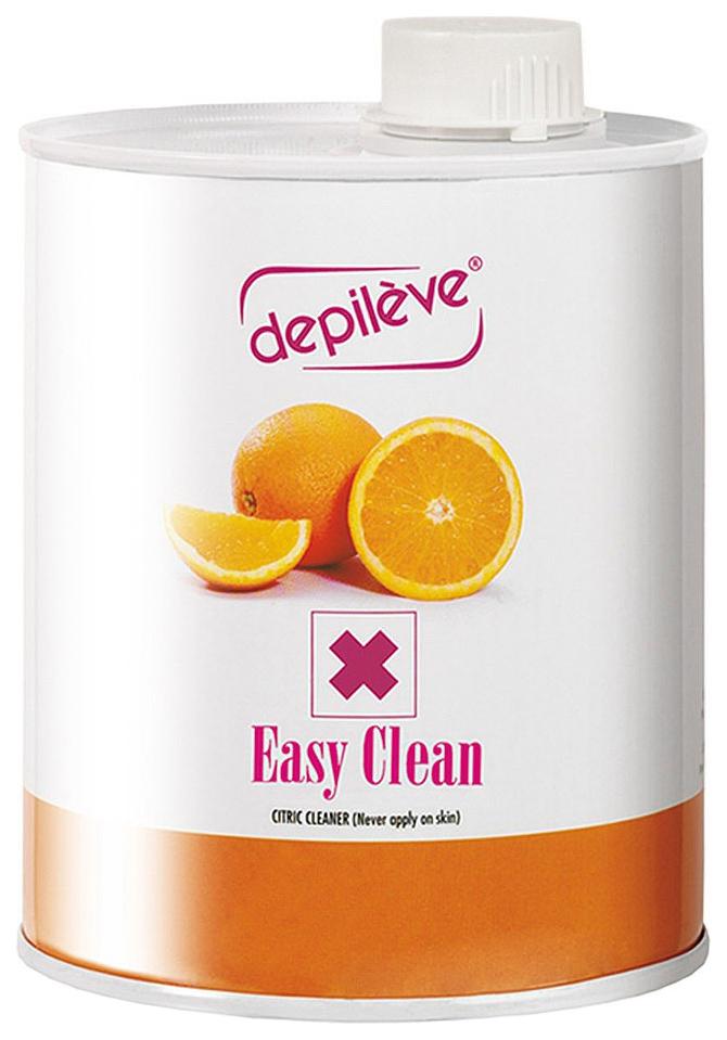 Очиститель воска цитрусовый Depileve Easy Clean 1000