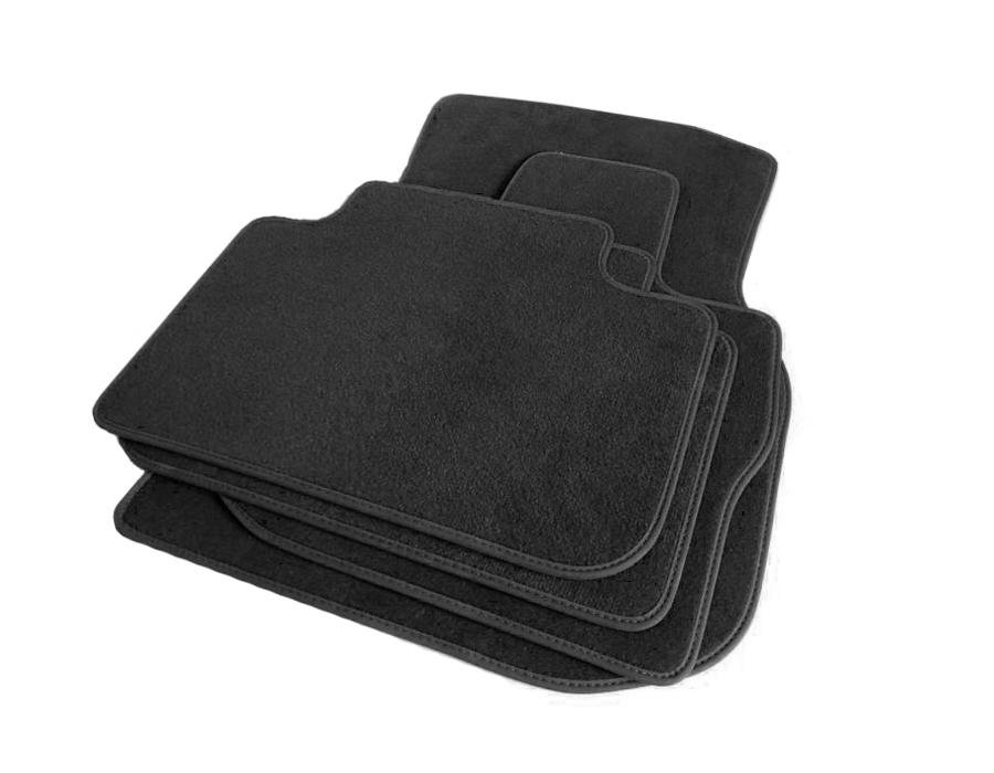 Комплект ножных ковриков velours BMW арт. 51477491450