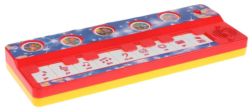 Купить Электропианино Умка 10 колыбельных песен B1517258-R11, Детские музыкальные инструменты