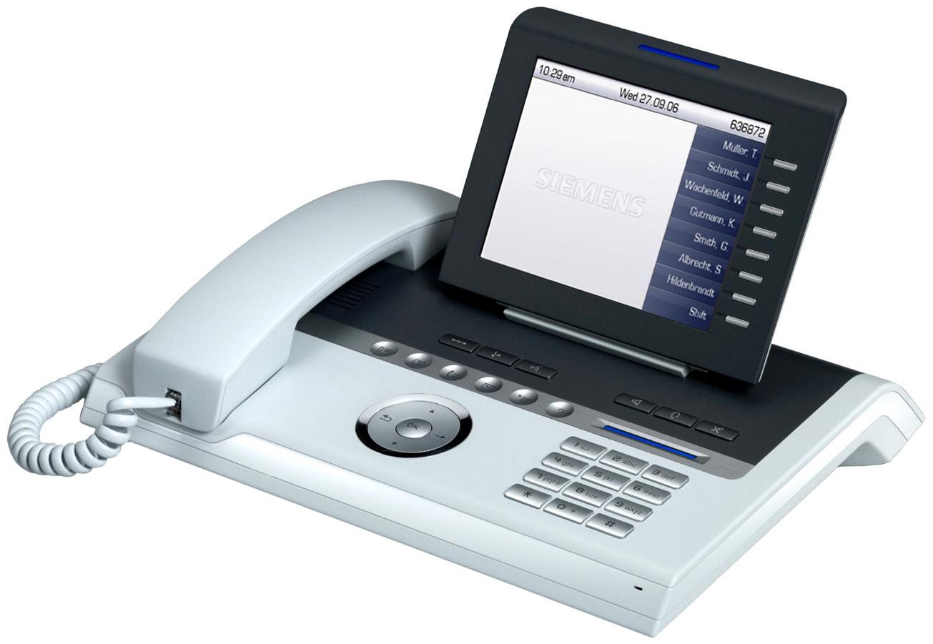 IP-Телефон Unify OpenStage 60 T Белый (L30250-F600-C112).