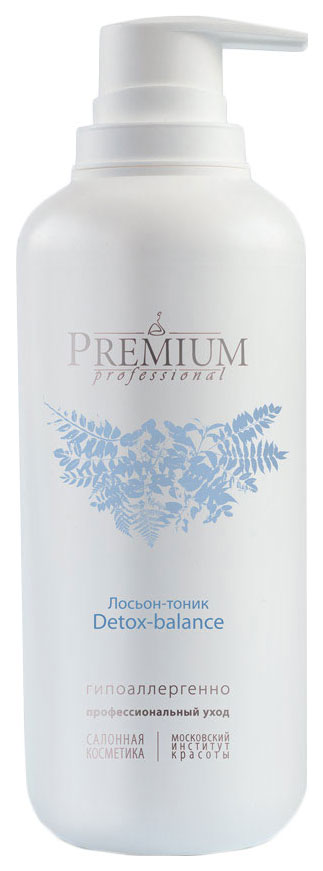 Купить Тоник для лица Premium Professional Detox-balance 400 мл
