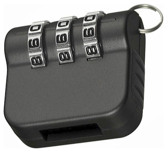Кодовый USB Am замок для ноутбука Qumo