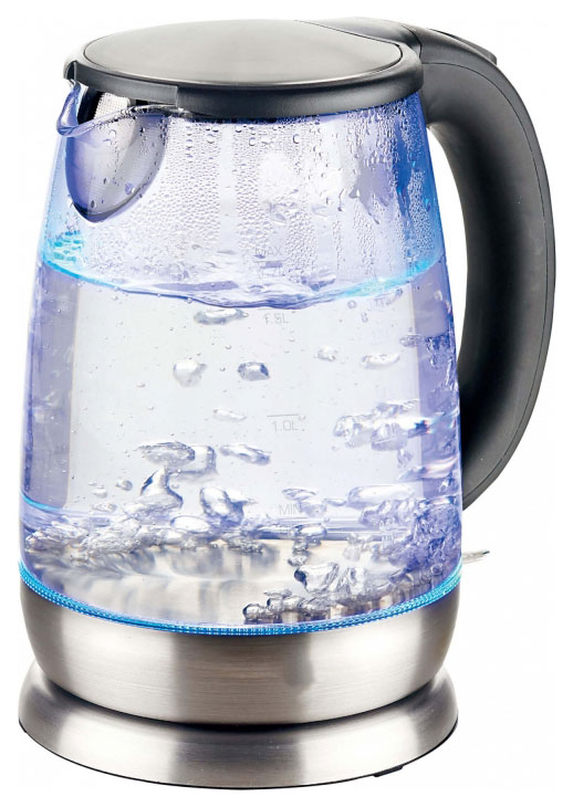 Чайник электрический Gemlux GL EK 605G Silver