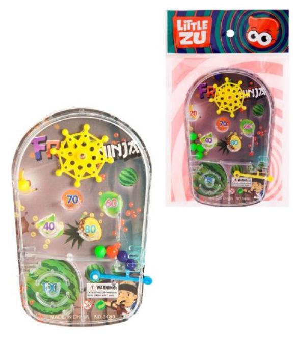 Игра Пинбол Little Zu с мини лабиринтом