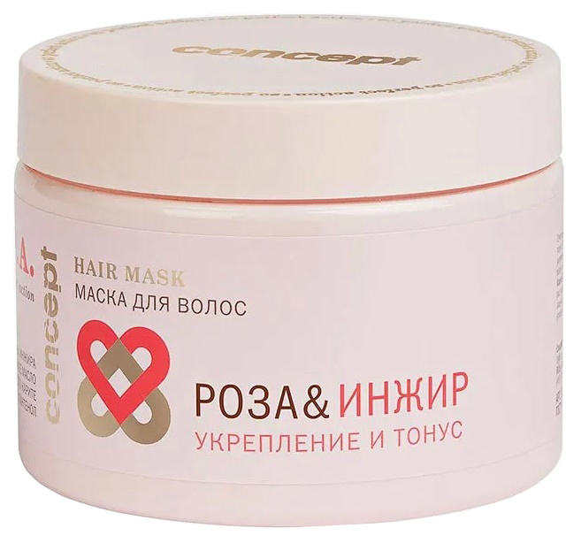 Маска для волос Concept Роза #and# Инжир 350 мл