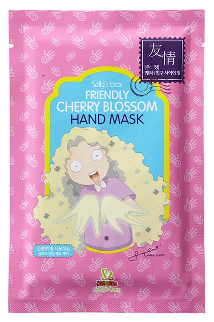 Купить Маска для рук Sally's Box Friendly Cherry Blossom Hand Mask 25 г