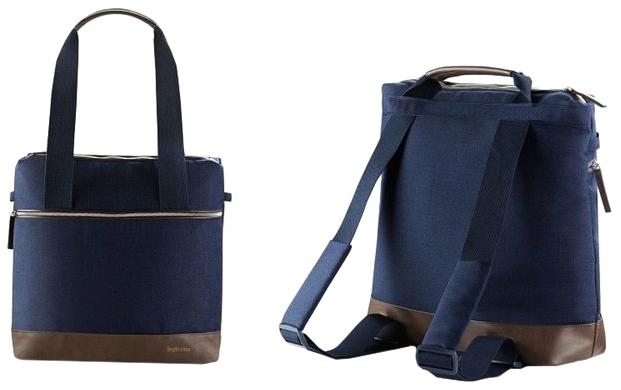 Умка-рюкзак для коляски Inglesina back bag aptica college blue