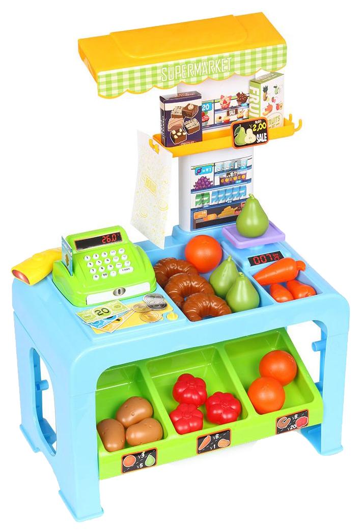 Супермаркет игрушечный Игруша i-8728-1