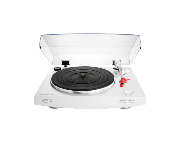 Проигрыватель виниловых пластинок Audio-Technica AT-LP3 White фото