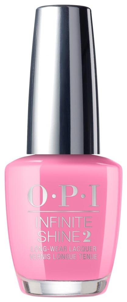 Лак для ногтей O.P.I Infinite Shine Lima Tell You About This Color 15 мл фото