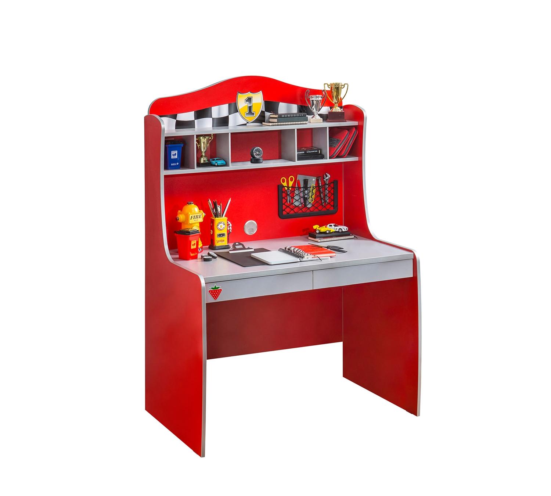 Купить Стол письменный Cilek Racecup с надстройкой, Детские столики