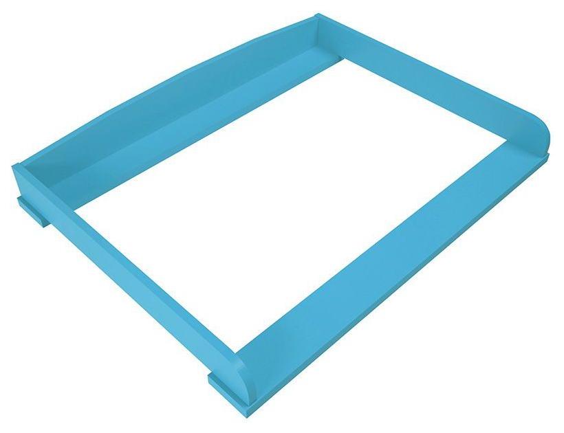 Рамка для пеленального комода Polini Kids Disney Baby 5090 Микки Маус голубой