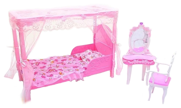 Мебель для кукол Gloria Спальня