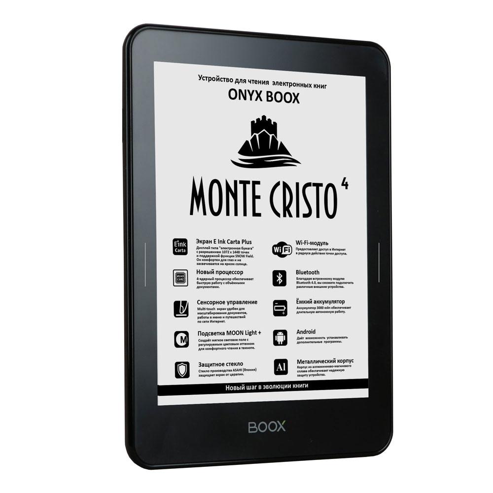 ONYX MONTE CRISTO 4