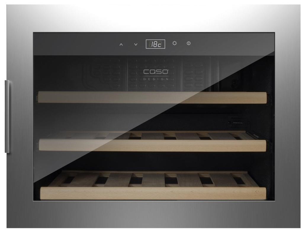Встраиваемый винный шкаф CASO WineSafe 18