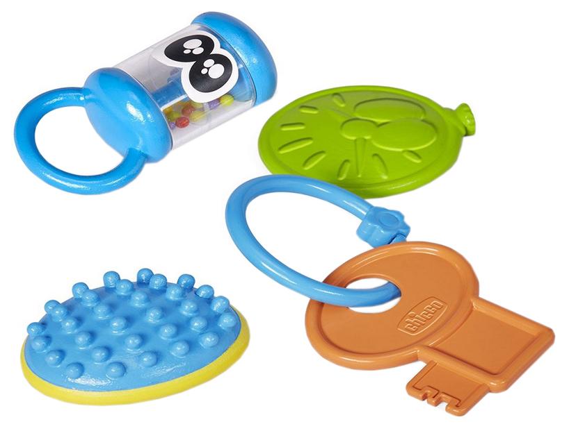 Купить Игровой набор Chicco Игровой подарочный набор Chicco Baby senses (4 предмета), Игровые наборы