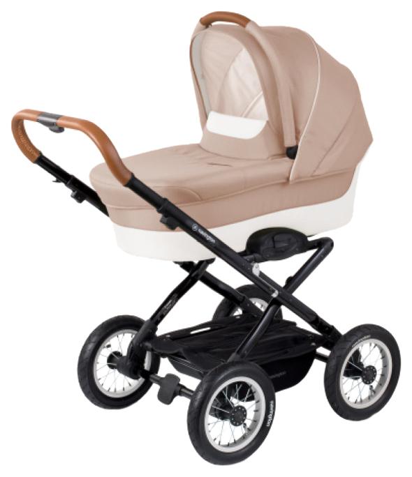 Купить Corvet 12, Коляска классическая Deltim Navington Corvet Malta, колеса 12 W-WDZ02-00660, Коляски для новорожденных