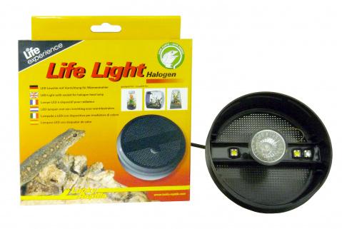 Блок освещения для галогеновых ламп LUCKY REPTILE