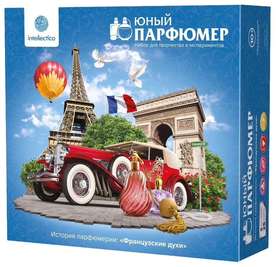 Набор юного парфюмера Intellectico Французские духи