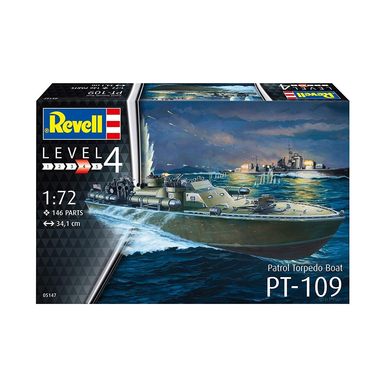Купить Сборная модель торпедный катер pt 109 Revell 5147, Модели для сборки
