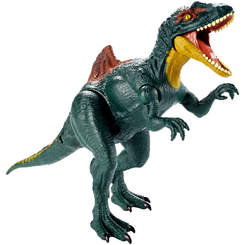 Купить Фигурка динозавра Jurassic World Двойной удар Конкавенатор, Фигурки животных