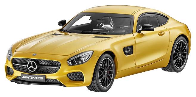 Купить Коллекционная модель Welly Mercedes-Benz AMG GT R 24081 в ассортименте, Игрушечные машинки