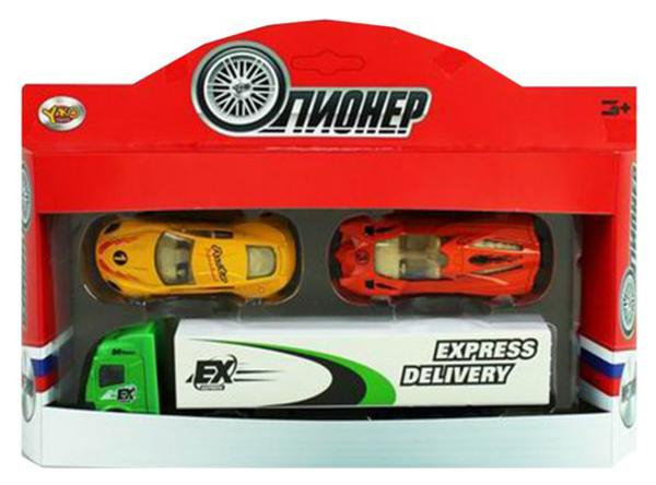Наборы игрушечного транспорта Наша Игрушка M7212 1