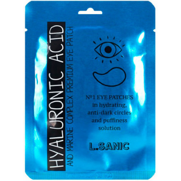 Гидрогелевые патчи L.Sanic Hyaluronic Acid And Marine