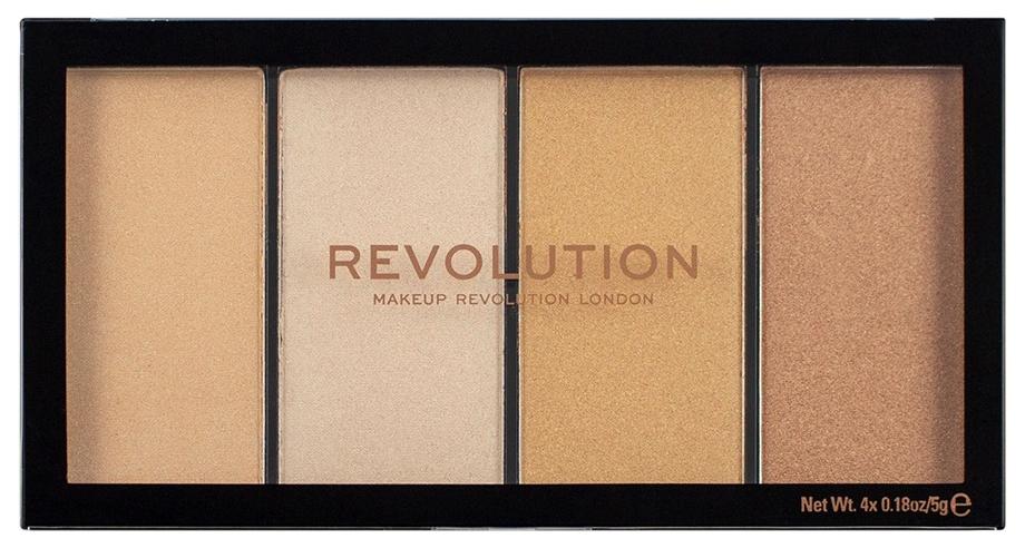 Хайлайтер Revolution Makeup Reloaded Lustre Lights Warm