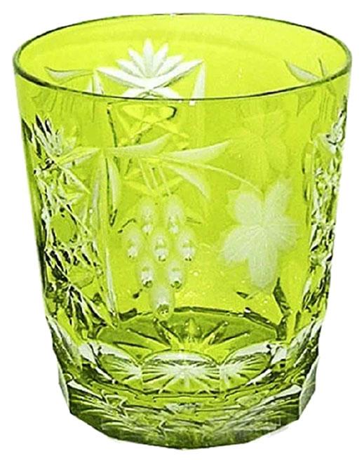 Стакан для воды Ajka Crystal Grape 390 мл 1/reseda/64580