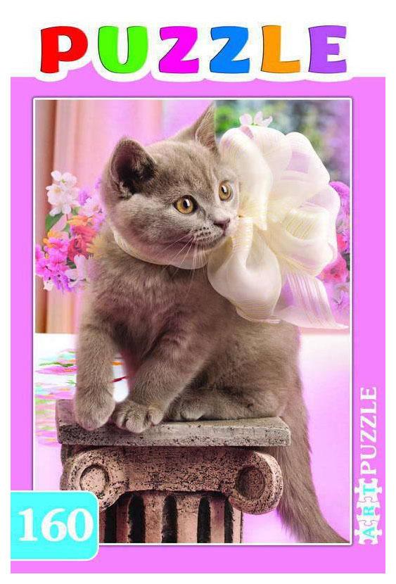 Купить РЫЖИЙ КОТ Пазлы Artpuzzle. Британский котенок, 160 элементов ПА-4571, Рыжий кот