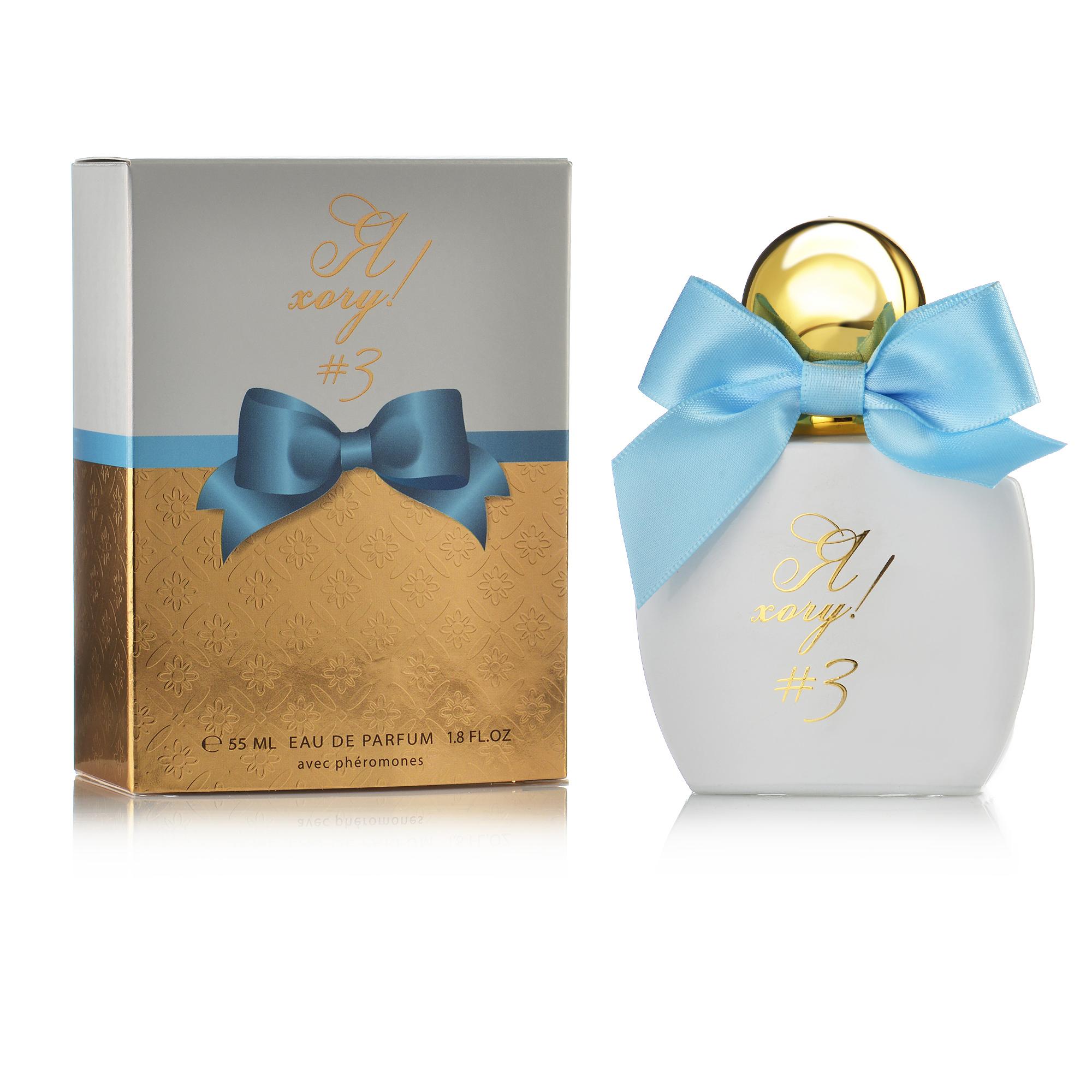 Парфюмерная вода с феромонами для женщин ПАРФЮМЕРИЯ XXI ВЕКА Я хочу #3