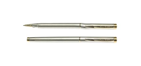 Набор подарочный Pierre Cardin Pen#and#Pen - Chrome GT, шариковая ручка + ручка-роллер, M