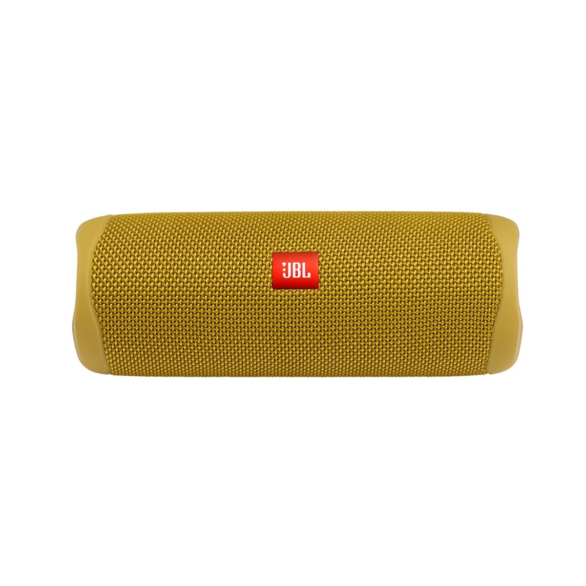 Беспроводная акустика JBL Flip 5 Mustard Yellow
