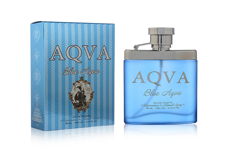 Туалетная вода для мужчин ПАРФЮМЕРИЯ XXI ВЕКА AQVA Blue Aqva