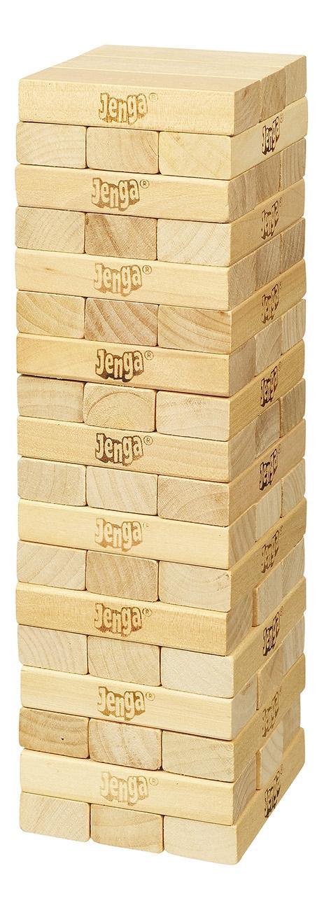 Купить Дженга, Семейная настольная игра дженга a2120, Hasbro Games, Семейные настольные игры