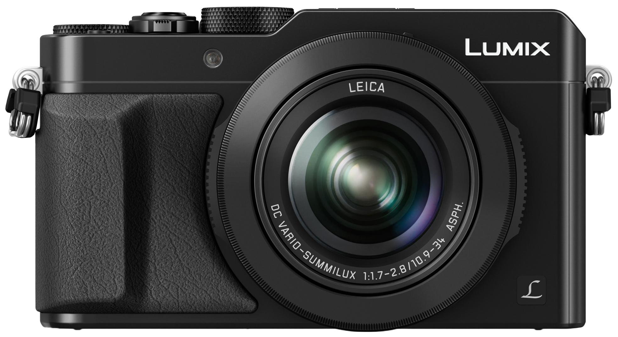 Фотоаппарат цифровой компактный Panasonic Lumix DMC-LX100 Black фото