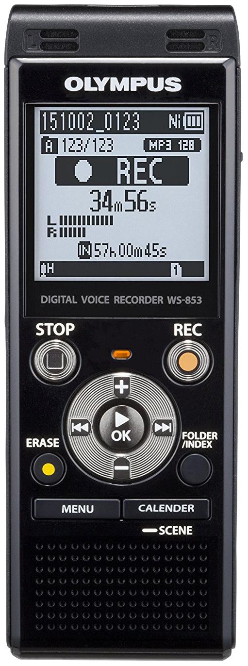 Диктофон цифровой Olympus WS-853 V415131BE000.