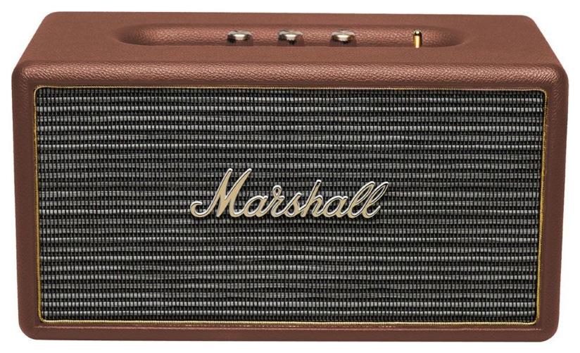 Беспроводная акустика Marshall Stanmore Bluetooth Brown