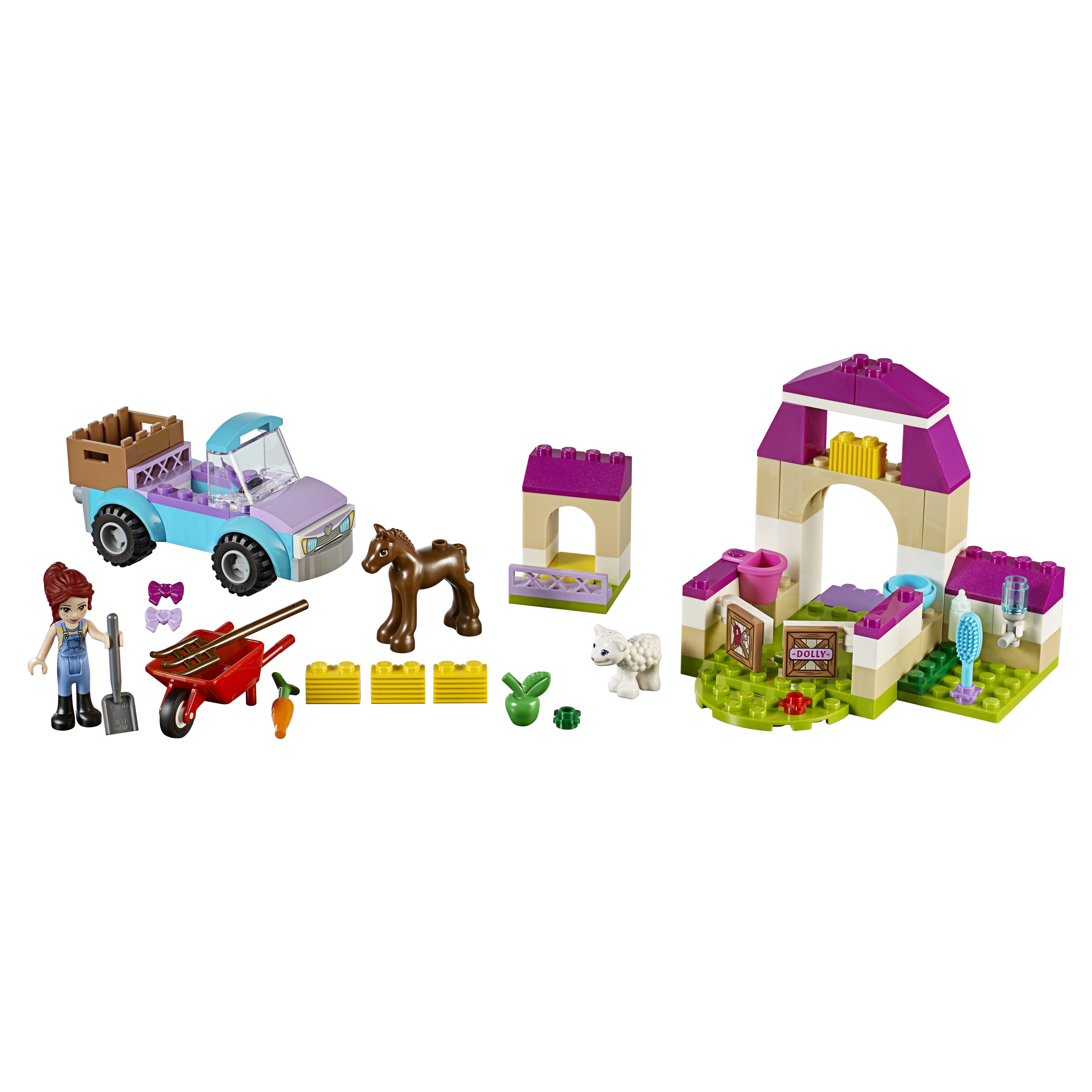 Конструктор LEGO Juniors Чемоданчик Ферма Мии (10746) фото
