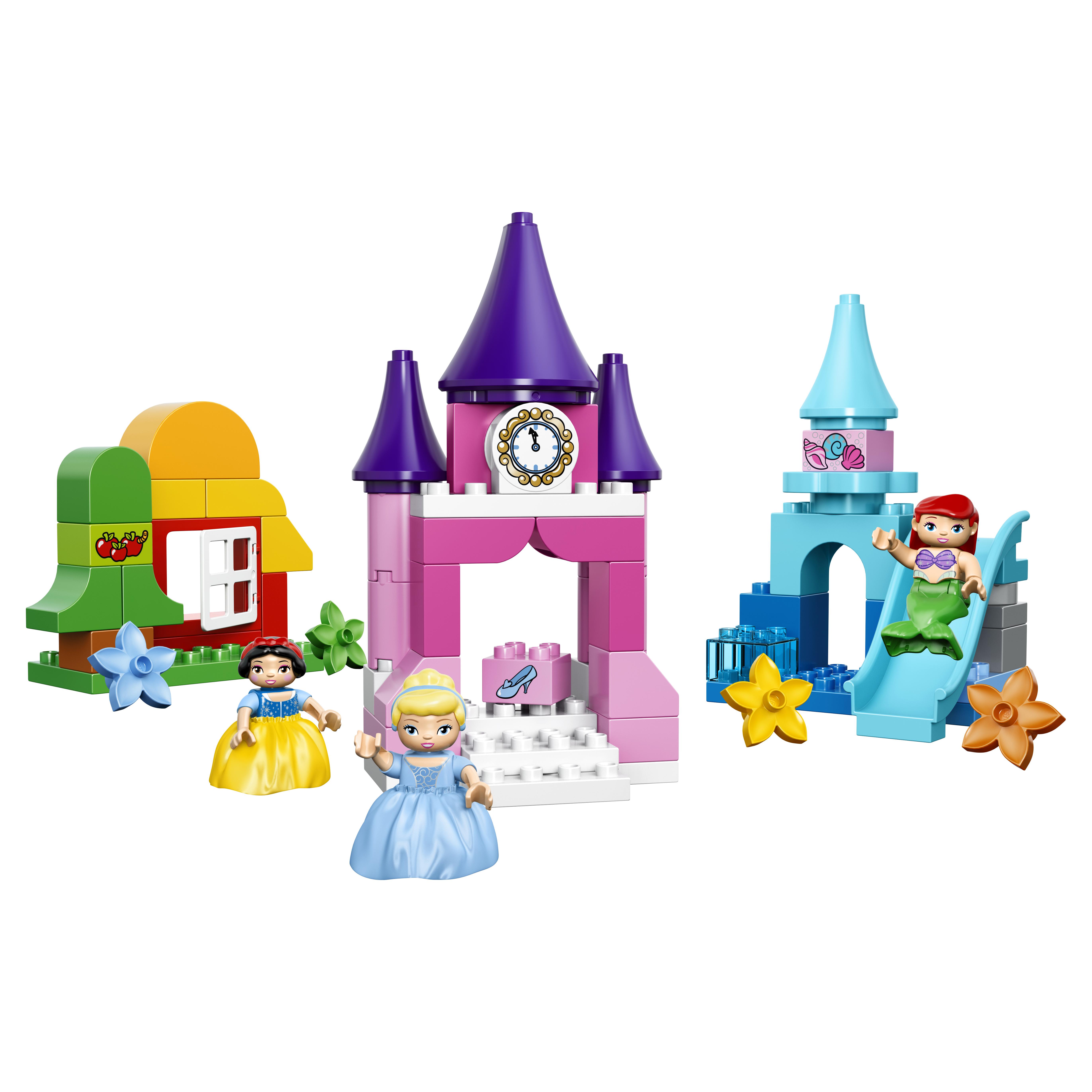 Купить Конструктор lego duplo princess коллекция принцессы дисней (10596), Конструктор LEGO Duplo Princess Коллекция Принцессы Дисней (10596)