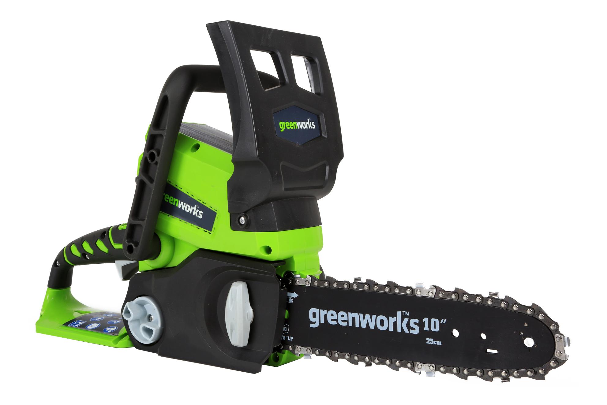 GREENWORKS G24CS25