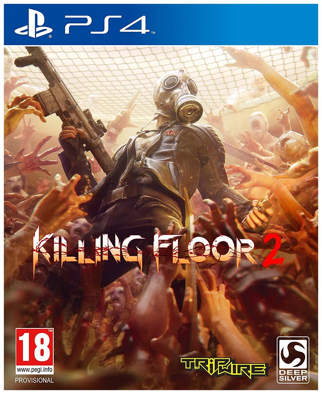 Игра Killing Floor 2 для PlayStation 4